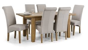 extendable dining table 6 chairs dining tables