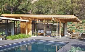 modern guest house. Perfect House Modern Guest Housemodernarchitecturebruce Bolander In Modern Guest House L