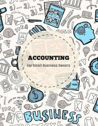 small ledger books accounting for small business owners accounts journal general