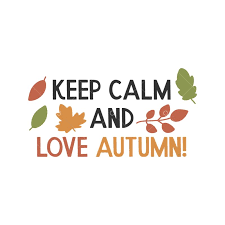 <b>Keep calm and love</b> autumn Graphic Vector - Stock by Pixlr