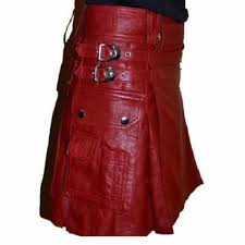 leather kilts pleated leather kilts kilts for men in leather