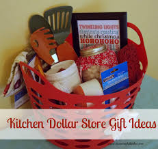 Kitchen Present Kitchen Dollar Store Gift Texas Crafty Kitchen
