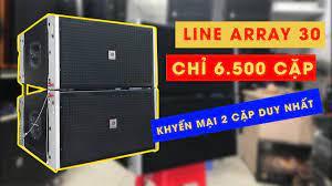 Loa array 30 Siêu Đẹp - Giá Siêu Rẻ - chỉ 6.500 / 1 cặp - Hỗ trợ trả góp -  YouTube