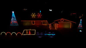 Polar Express Lights Polar Express W Tom Hanks 2018 Christmas Light Show Display