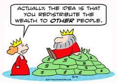socialist economy a redistributive economy a socialist justification