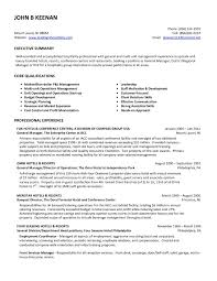 Fast Food Resume Objective Job Restaurant Manager Objectives For