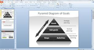 Pyramid Powerpoint Template Free Pyramid Powerpoint Templates Free