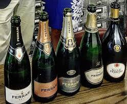 Ferrari Sparkling Wines A Symbol Of The Italian Art Of Living And The Joy Of Life The Wine Chef
