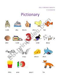 Phonics worksheets and online activities. Jolly Phonics 6 Sounds Group Pictionary Esl Worksheet By Riso