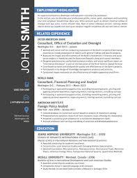 cvfolio best  resume templates for microsoft word