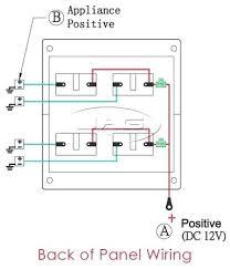 marine 12v wiring diagram panel wiring a boat switch panel perfect marine 12v wiring diagram panel boat switch panel wiring diagram new 4 gang waterproof toggle switch marine 12v wiring diagram