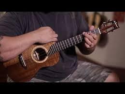 aaron s ukulele tutorial