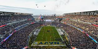 West Point Football Seating Chart Army Navy Game Visit Philadelphia