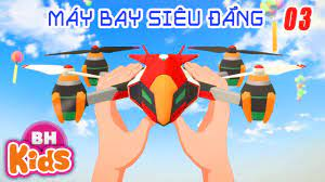 Biệt Đội Aerover - Tập 3: Ai điều khiển được Sky Hub - Phim Hoạt Hình Hay  Máy Bay Siêu Đăng Mới Nhất - Tuyển tập nhạc thiếu nhi hay. - #1 Xem lời bài  hát