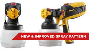 Wagner Paint Sprayer Comparison Chart Flexio Series Paint Sprayers Wagner Spraytech