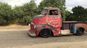 1950 Chevrolet COE - YouTube