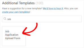 How To Create A Job Application Form In Wordpress The Easy Way