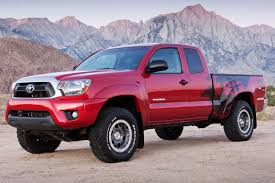 10 Facts That Separate the 2015 Toyota Tacoma from All Other ...