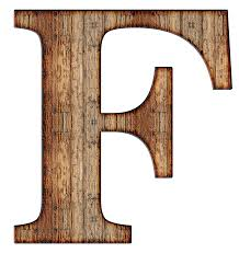 F P Lexile Conversion Chart Wooden Capital Letter F Transparent Png Stickpng
