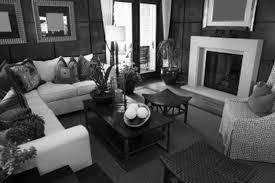 home designs black and white living room decor black living room
