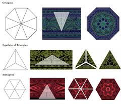 298 best Jinny Beyer's QUILTS images on Pinterest | Embroidery ... & Jinny Beyer:Making Other Shapes in Border Print Fabric Adamdwight.com