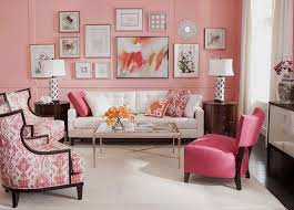 living rooms c crush pink living room with white sofa and pink chairs also soft