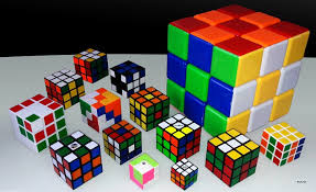 Pattern For Rubik's Cube