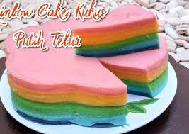 (*saya juga 1500 mini rainbow roll cake irit tanpa santan. Cara Gampang Menyiapkan Rainbow Cake Kukus Putih Telur Yang Sempurna New X Theme