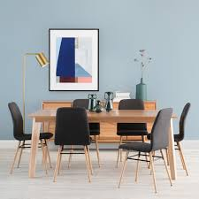 oz furniture design. carson dining table with messan chairs oz furniture design