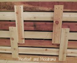 rustic wooden wall art diy wood gate