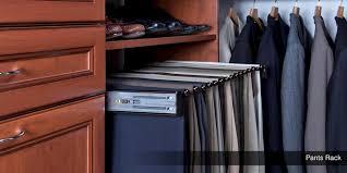pants rack closet organizer