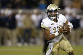 Georgia Tech Football Roster Depth Chart What Is Georgia Tech Gonna Do About Quarterback Next Year