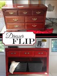 furniture repurpose. 20+ Creative Ideas And DIY Projects To Repurpose Old Furniture --\u003e Thrifted Dresser