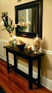 entry table decorations. Entryway Table Decorating Ideas Entrance Decorations Console Tables With Drawers And Doors Foxy Top Entry E