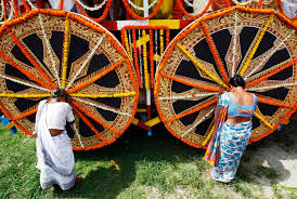 Jagannath Ji Rath Yatra HD Wallpapers for free download