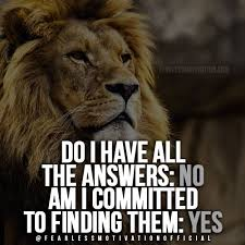 Tiger Quotes 22 Awesome 24 Motivational Lion Quotes In Pictures Courage Strength
