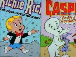 Casper is Richie Rich's ghost | What Has Been Seen Cannot Be ... via Relatably.com