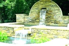 outdoor wall fountains wall fountain outdoor outdoor water wall fountain s s large outdoor wall water fountains