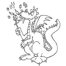 Color by number printable coloring pages for kids. Top 25 Free Printable Dragon Coloring Pages Online