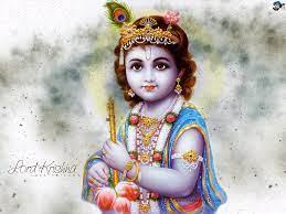 Shri Krishna Wallpaper Hd Download
