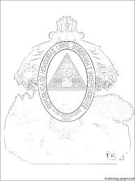 Dominican Republic Coloring Pages Spikedsweetteacom
