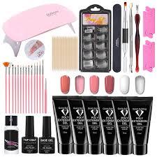 poly gel nail kit brand source