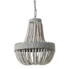 value beaded ceiling light luna pendant old white lighting accessories