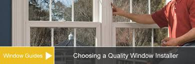 How To Choose A Quality Window Installer