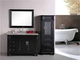 60 Inch Bathroom Vanity Single Sink Style : Small White Single ...