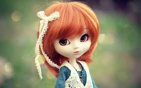 Cute Dolls Wallpapers - Top Free Cute ...