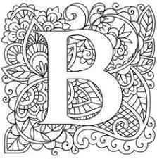 26 Best Mendhika Alphabet Images Coloring Letters Coloring Pages