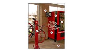 Bike Repair Vending Machine Interesting Inventor Installs Bicycle Repair Vending Machine In Minneapolis Minn