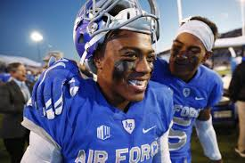 Ridiculously Early Look At Air Force Footballs 2017 Depth