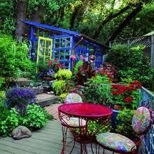 attractive garden style home decor bohemian style home garden